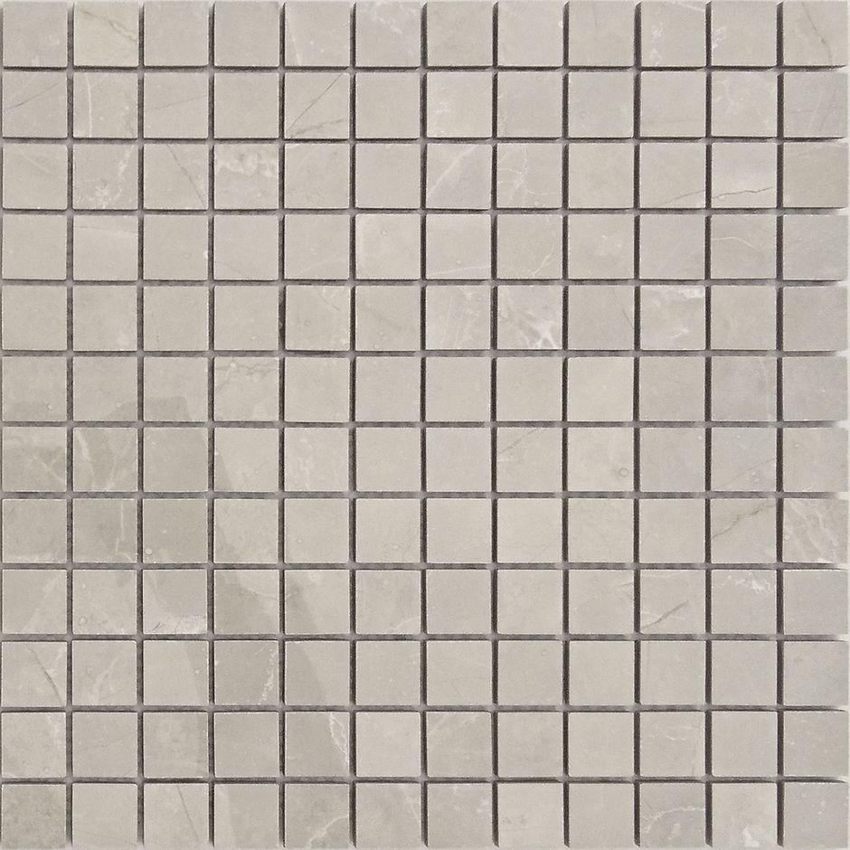 Мозаика LeeDo: Nuvola grigio POL 23х23х10 мм, полированный керамогранит