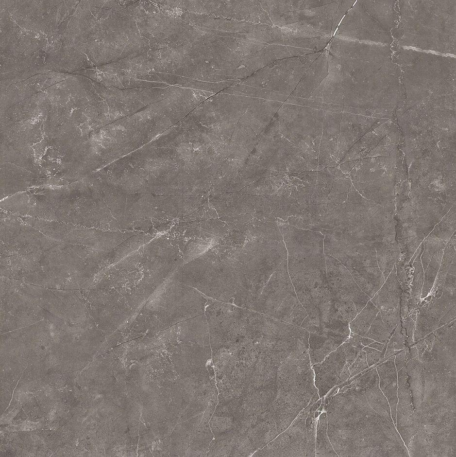 Керамогранит LeeDo: Nuvola antracite POL 60x60 см, полированный
