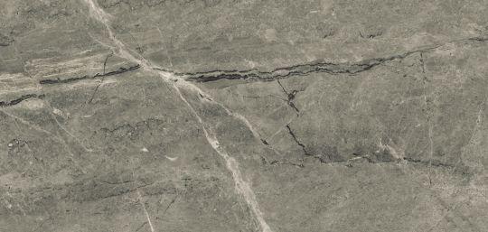 Керамогранит LeeDo: Marble Thin 5.5 - Breccia marengo POL 120x60 см, полированный