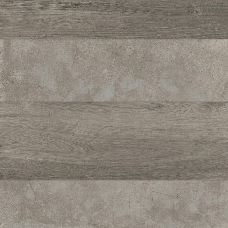 Керамогранит LeeDo: Ode grigio scuro MAT 60x60 см