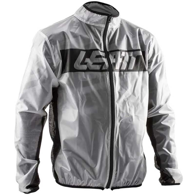 Leatt Racecover Jacket Translucent дождевик