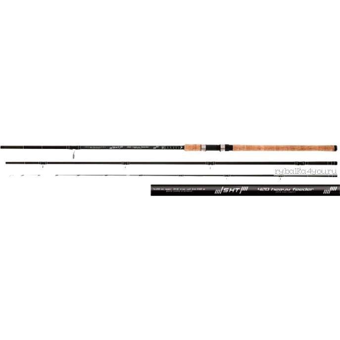 Удилище фидерное Mikado Almaz Heavy Feeder 390 см / тест 40-160  гр