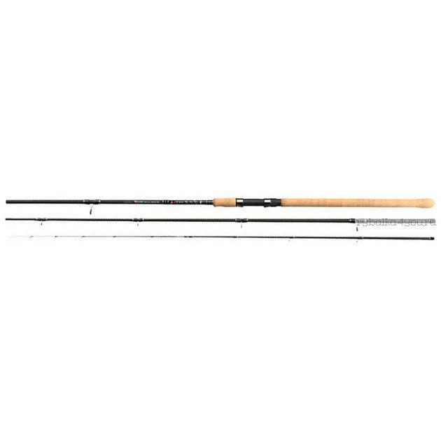 Удилище фидерное Mikado Almaz Medium Feeder 360 см / тест до 120  гр