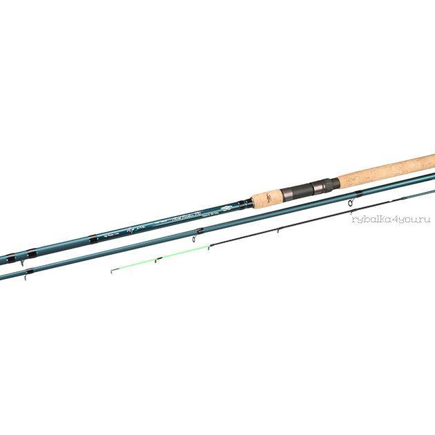 Удилище фидерное Mikado Apsara Mid Feeder 390 см / тест до 100  гр