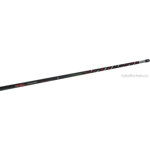 Удилище маховое без колец Mikado Rival Pole 500 5 м
