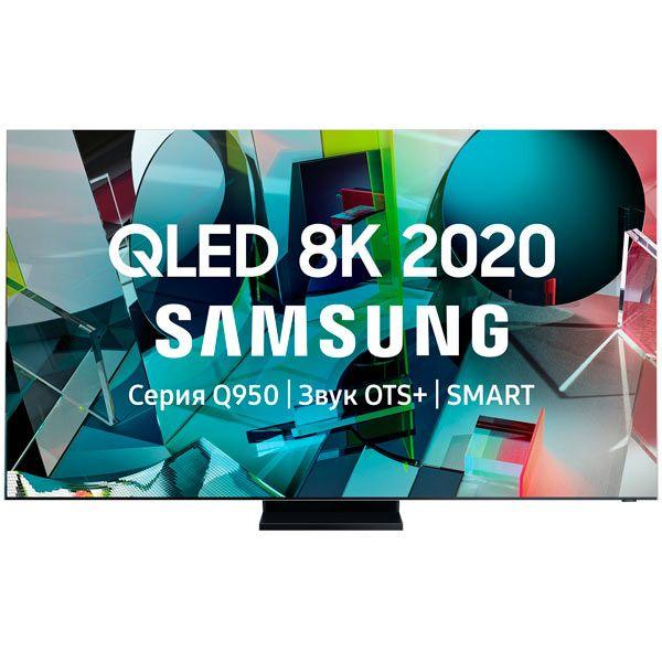 Телевизор QLED Samsung QE75Q950TSU (2020)