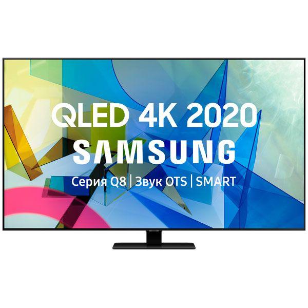 Телевизор QLED Samsung QE65Q80TAU (2020)
