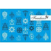FREEDECOR 3D слайдер дизайн Арт. 3D-167