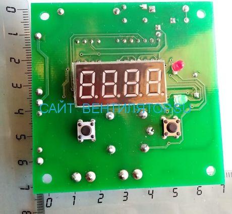 Счетчик времени наработки бактерицидных ламп СМСРФ
