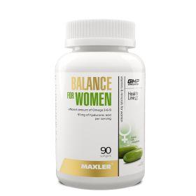 Balance for Women от Maxler 90 кап