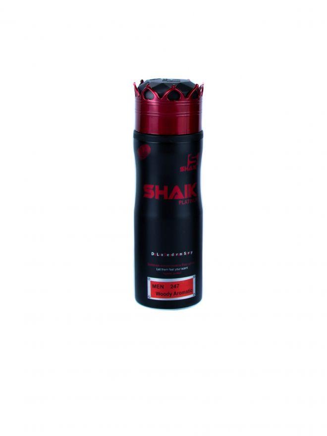 Дезодорант SHAIK M247 (Dolce&Gabbana K ) 200 мл