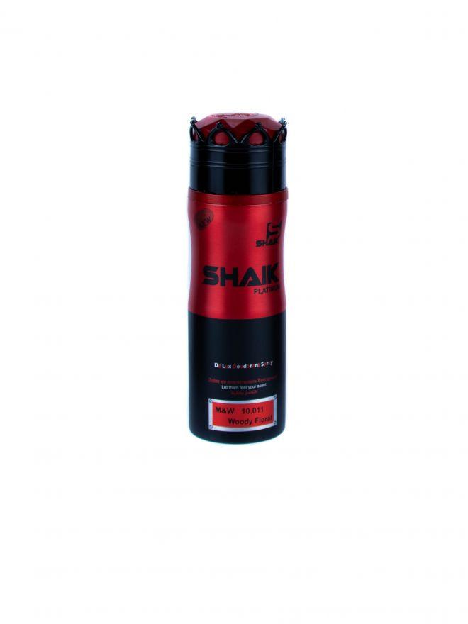 Дезодорант SHAIK MW 10.011 (Baccara Vannila) 200 мл