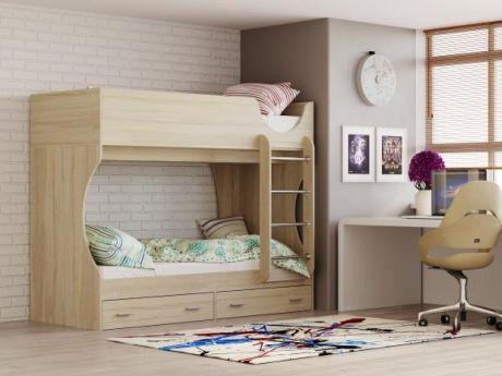 Кровать двухъярусная Адель - Д2