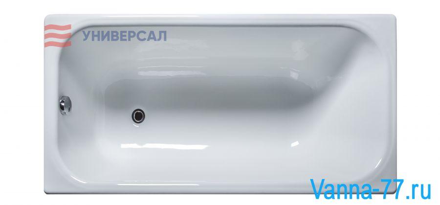 Ванна чугунная Ностальжи 140х70