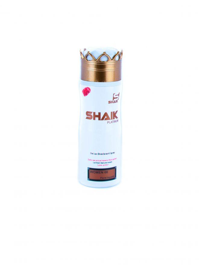 Дезодорант SHAIK W66 (Dolce & Gabbana №3 L`Imperatrice) 200 мл