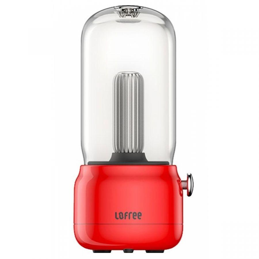 Прикроватная лампа Xiaomi Lofree Candle Lights Red