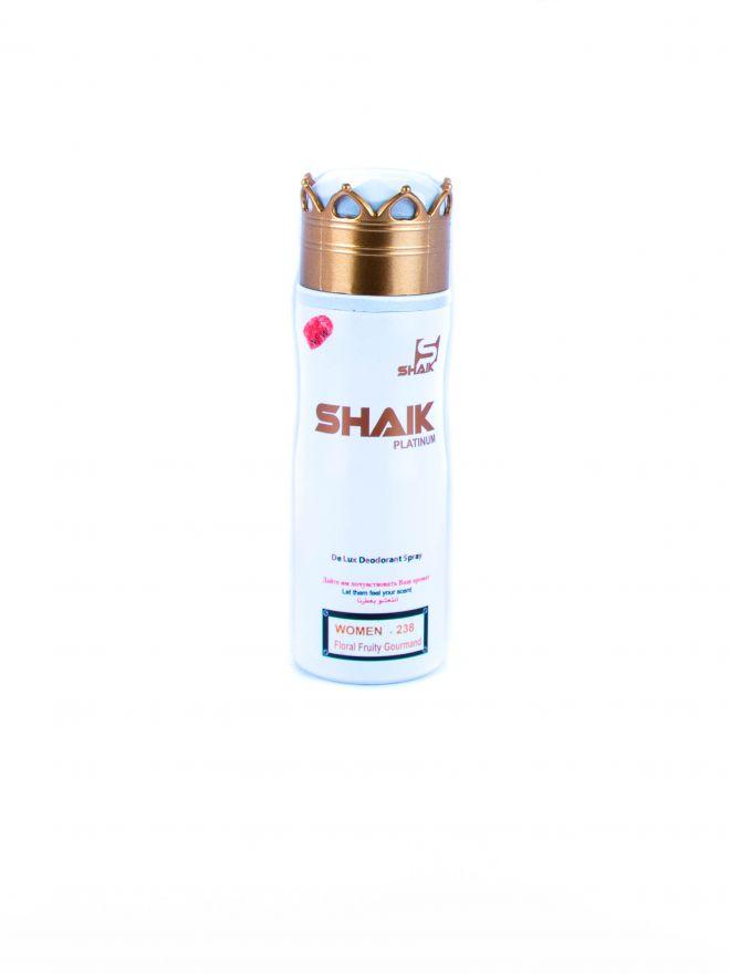 Дезодорант SHAIK W238 (Hugo Boss The Scent For Her) 200 мл