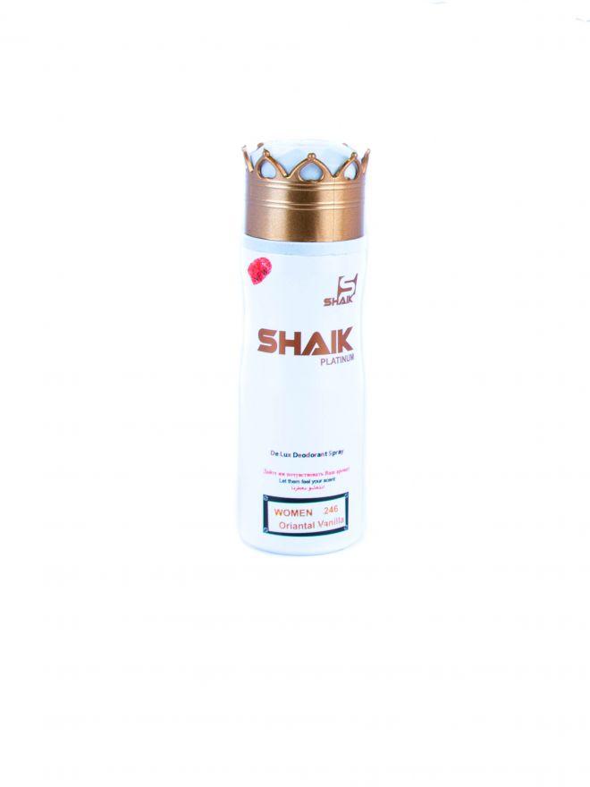 Дезодорант SHAIK W 246 (YSL Black Opium) 200 мл