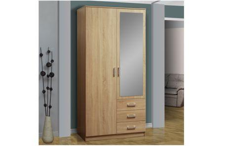Шкаф для одежды 06.290 Фриз с зеркалом