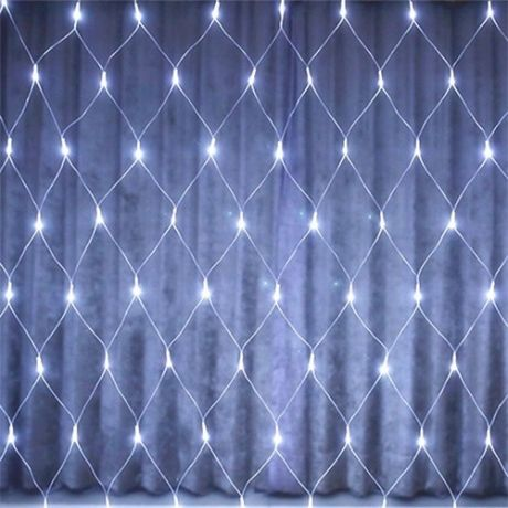 Электрогирлянда Сетка 200 LED, 1.5х2 м