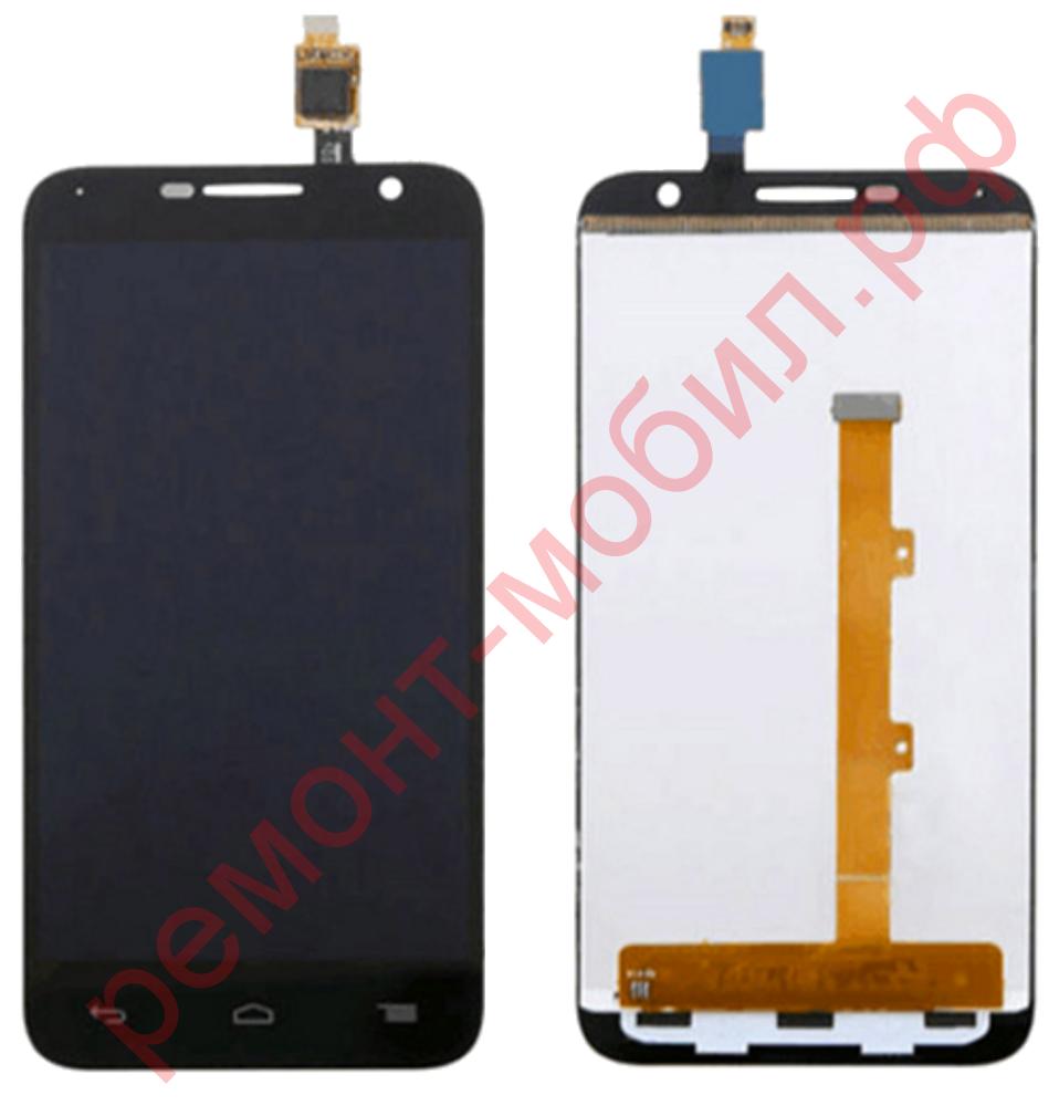 Дисплей для Alcatel One Touch Idol 2 mini ( 6016 / 6016A / 6016D / 6016E ) в сборе с тачскрином