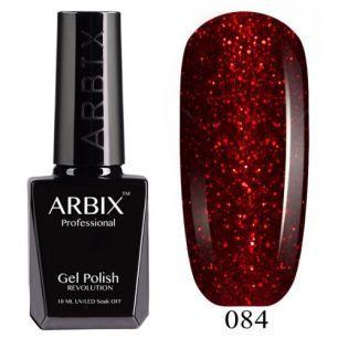 Гель лак  ARBIX № 84