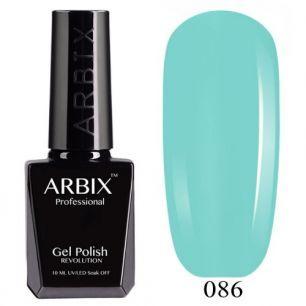 Гель лак  ARBIX № 86