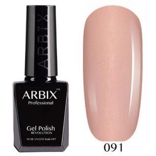 Гель лак  ARBIX № 91