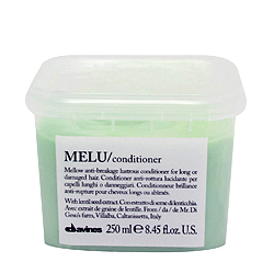 Davines Essential Haircare MELU conditioner - Кондиционер против ломкости волос 250мл
