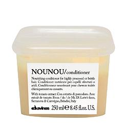 Davines Essential Haircare NOUNOU conditioner - Питательный кондиционер 250мл