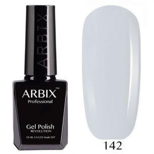 Гель лак  ARBIX № 142 Испанский серый