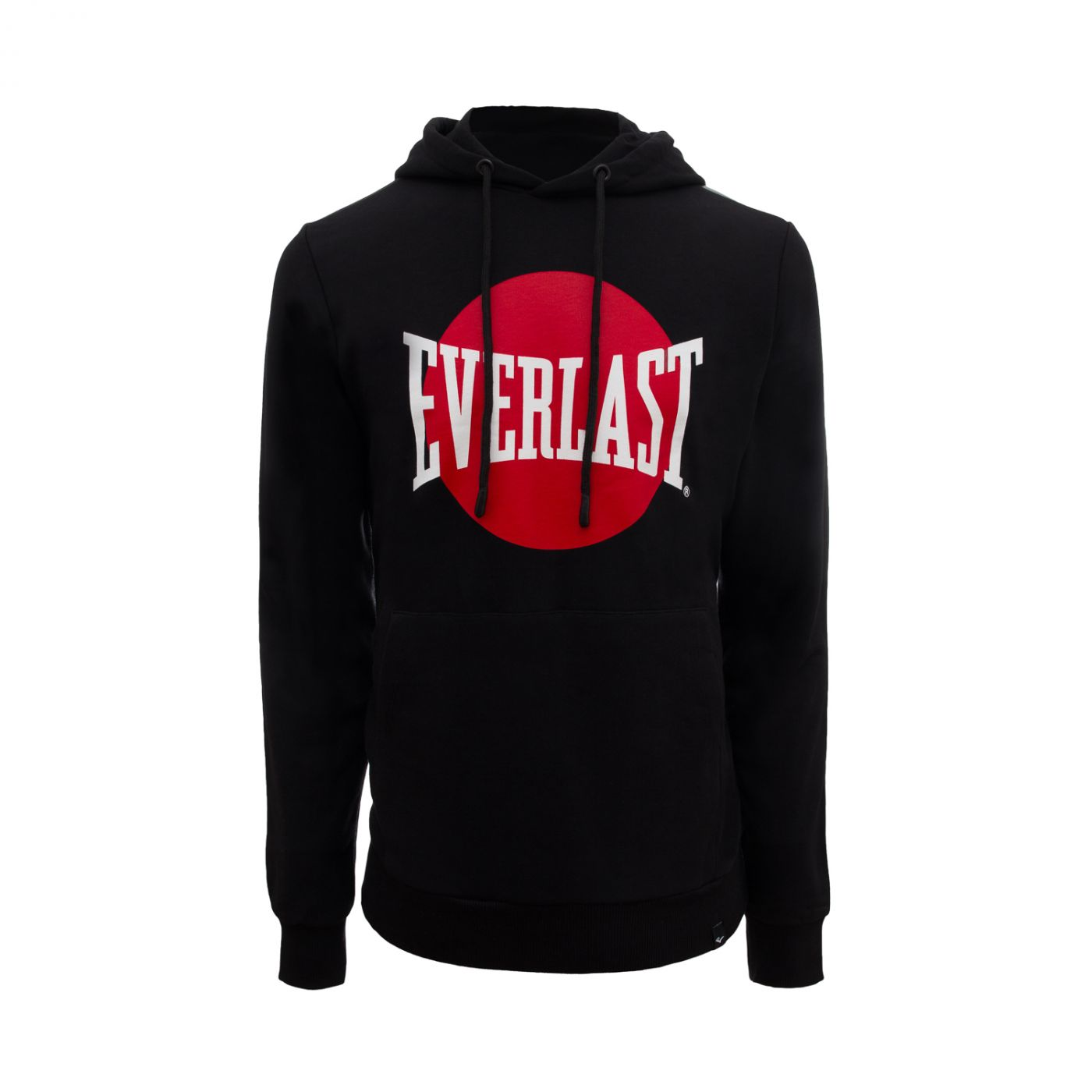 Толстовка Everlast с капюшоном Kobe, размер XL, чёрная, артикул 789350-60 XL BK