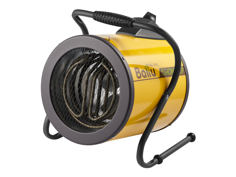 Электрическая тепловая пушка Ballu BHP-P-5 (4.5 кВт) (НС-1035076)