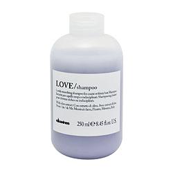 Davines Essential Haircare LOVE smoothing shampoo - Шампунь для разглаживания волос 250мл