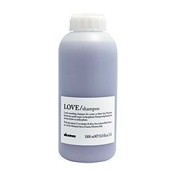 Davines Essential Haircare LOVE smoothing shampoo - Шампунь для разглаживания волос 1000мл