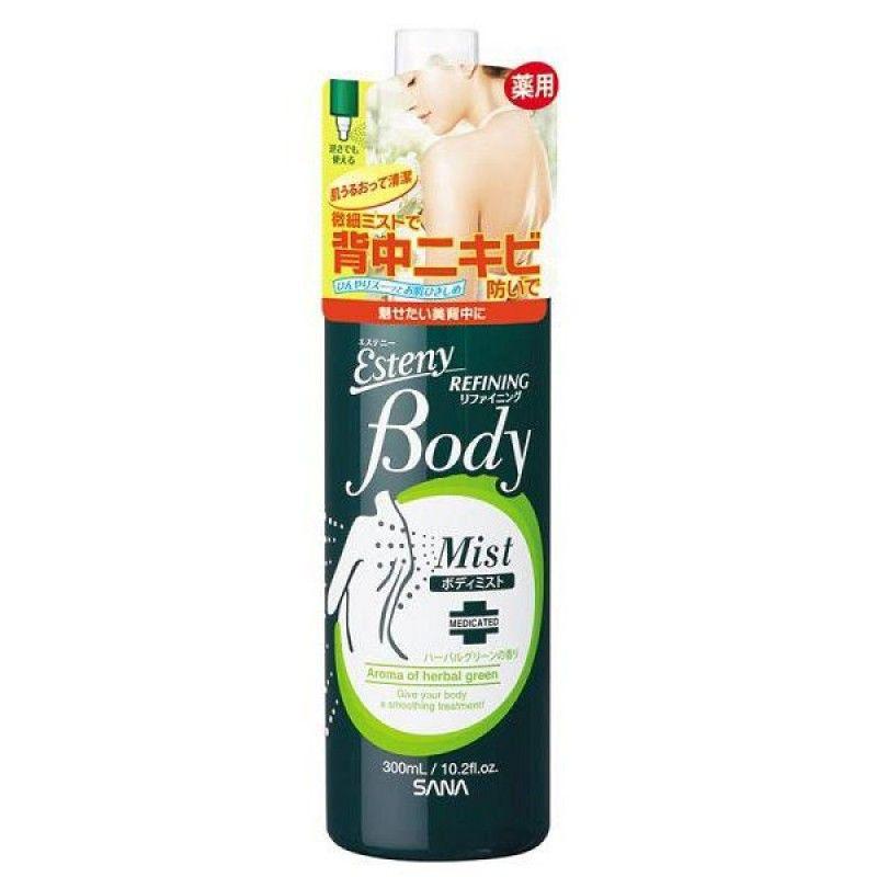 SANA Лосьон для проблемной кожи тела с ароматом свежих трав. BODY REFINING LOTION, 300 мл.