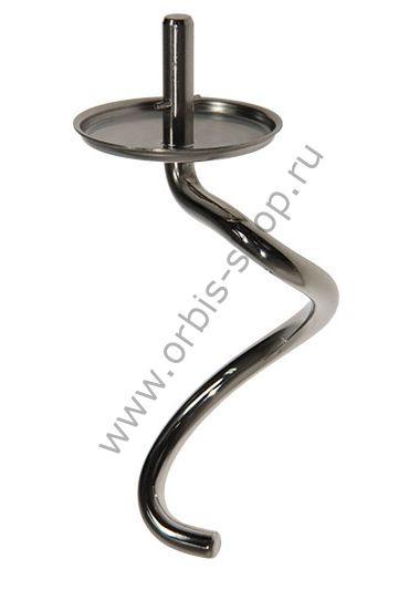 Насадка-крюк KW716555, для кухонных машин Kenwood Major/XL, нерж.