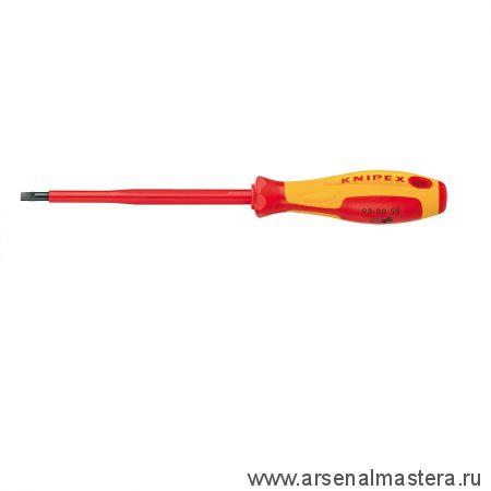 Отвертка для винтов с шлицевой головкой KNIPEX 98 20 10