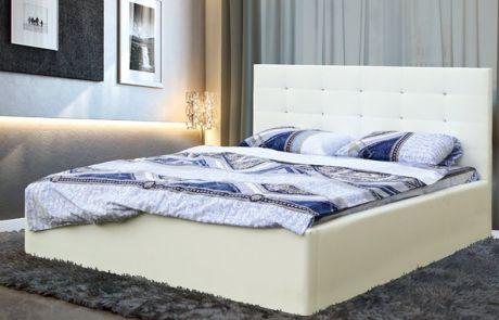 Кровать интерьерная Виктория с подъемным мех. (1400)
