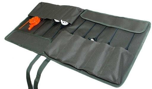 Скрутка для зимних удочек на 10 шт. по 38 см Ф56Б