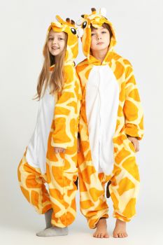 """Кигуруми для детей 6-9 лет """"Жираф"""""""