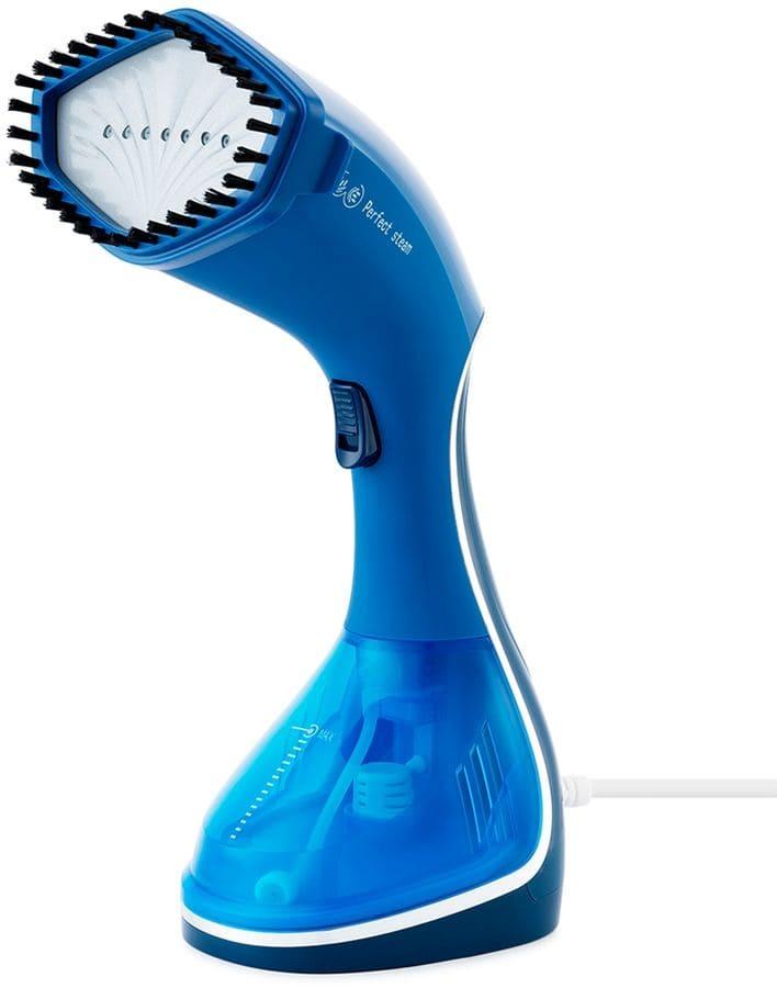 Отпариватель ручной Kitfort КТ-929-3 (синий, 2 в 1)