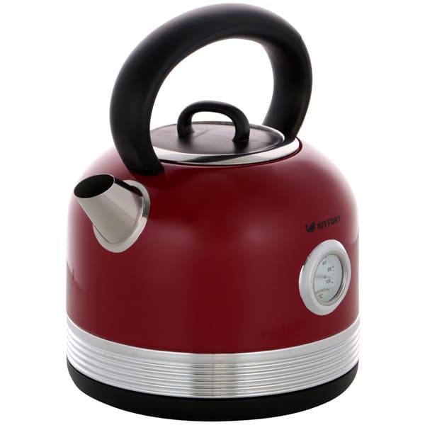 Чайник Kitfort КТ-634-2 красный
