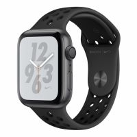 Apple Watch SE Nike Space Gray 40mm Black Sport Band