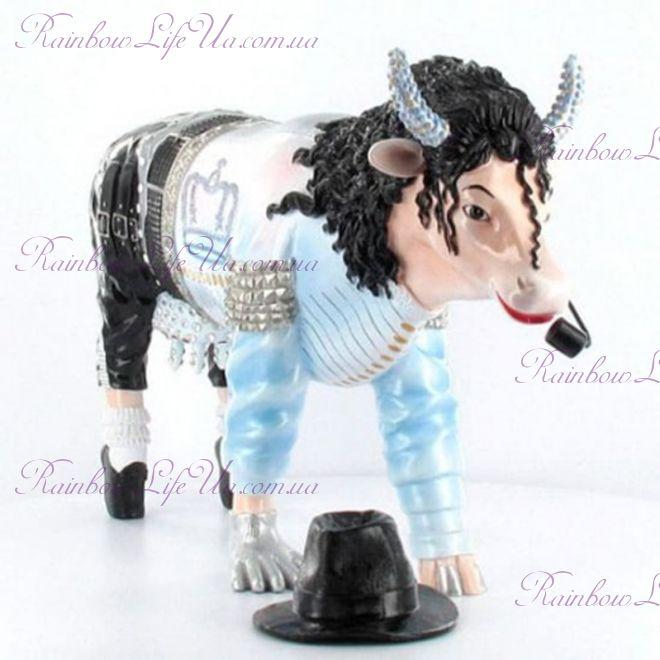 "Статуэтка корова Майкл Джексон ""Art in the City"""