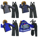Детский зимний костюм VAN оптом | 1 шт