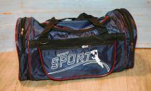 Сумка спортивная Sport team синяя