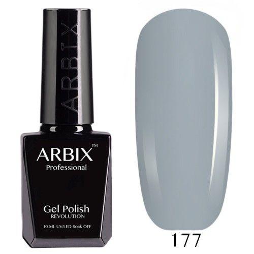Гель лак  ARBIX № 177 Шанхай