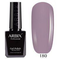 Гель лак  ARBIX № 180 Загадочная Леди