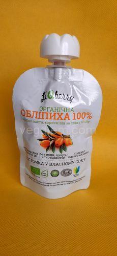 Паста облепиховая Liquidfruits,100 грамм